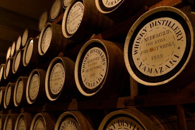 Inside The Suntory Yamazaki Whisky Distillery