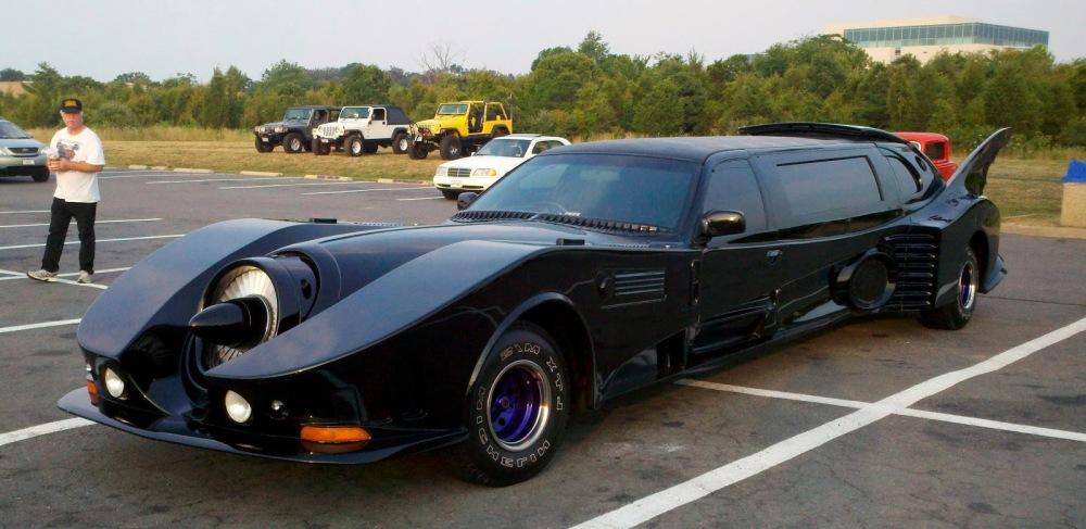 batman limousine