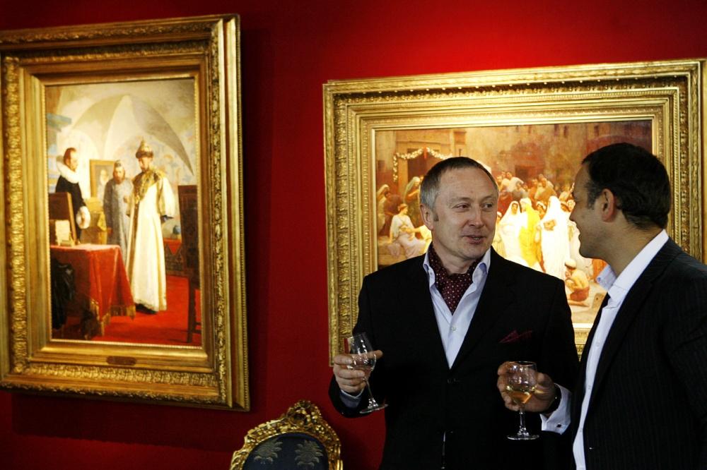 The Moscow Millionaire Fair 2007