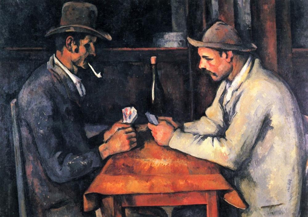 Los-jugadores-de-Cartas
