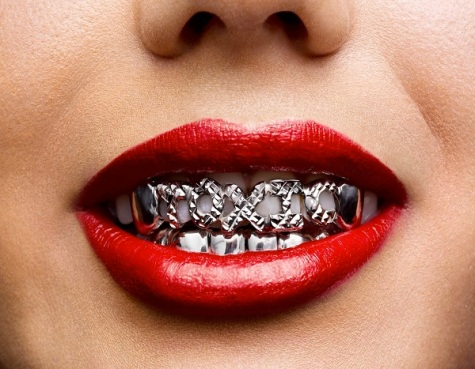 teeth-grills-word
